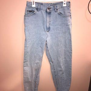 Vintage mom skinny jeans